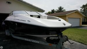 Used Sea-Doo 180 Challenger Supercharged Jet Boat For Sale