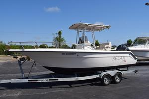 Used Key West 2220 Center Console Center Console Fishing Boat For Sale