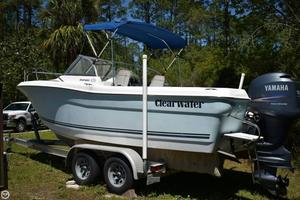 Used Clearwater 2200 Cruiser Boat For Sale