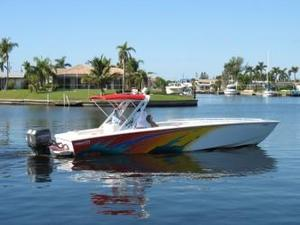 Used Concept 33 Center Console Center Console Fishing Boat For Sale
