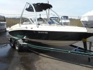Used Caravelle 1900 FISH AND SKI Bowrider Boat For Sale