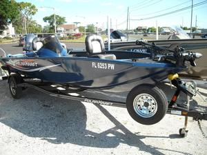 Used Polar Kraft Bass TX 175 Pro Bass Boat For Sale