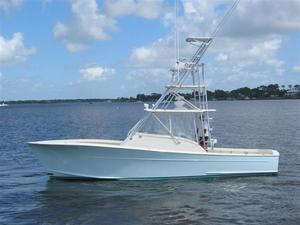 Used Gamefisherman Custom Walk Around Sportfish Walkaround Fishing Boat For Sale