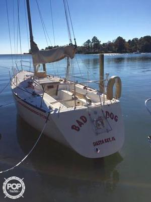 Used Tartan T-10 Sloop Sailboat For Sale