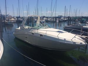 Used Sea Ray Sundancer Cuddy Cabin Boat For Sale