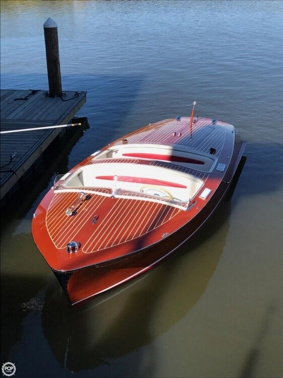 Used Philbrick Boat Works 18 Antique and Classic Boat For Sale
