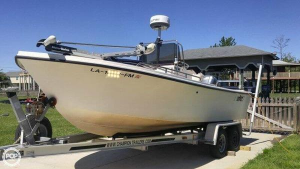 Used Parker Marine 21 SE Center Console Fishing Boat For Sale