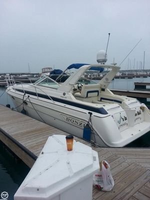 Used Donzi 3250LXC Express Cruiser Boat For Sale