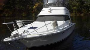 Used Trojan 10.8 Meter Sedan (SRG)10.8 Meter Sedan (SRG) Convertible Fishing Boat For Sale