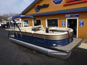 New Misty Harbor Boats Biscayne Bay B-2285CE Pontoon Boat For Sale