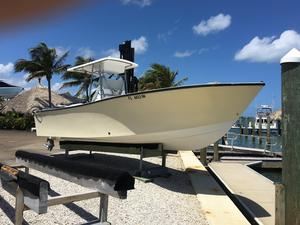 Used Kencraft 250 Challenger Center Console Fishing Boat For Sale