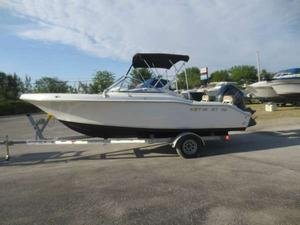 Used Key West 211 DC Dual Console Boat For Sale