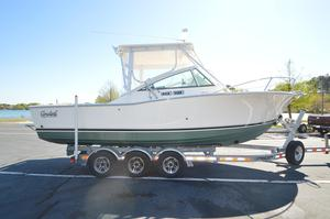 Used Carolina Classic Express Cuddy Cabin Boat For Sale