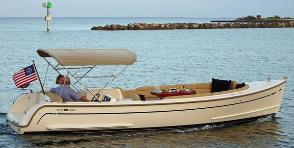 Used Island Packet L24 Tender Boat For Sale