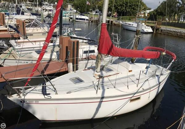 Used Dufour 27 Sloop Sailboat For Sale