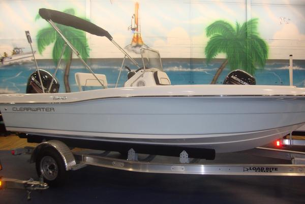 New Clearwater 1900CC Center Console Fishing Boat For Sale