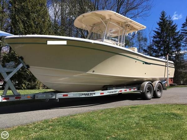 Used Grady-White 283 Canyon Center Console Fishing Boat For Sale