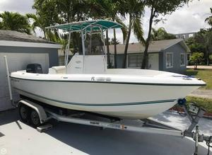 Used Key Largo 2100 Center Console Fishing Boat For Sale