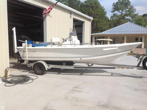 Used Sea Pro 1900 CC Center Console Fishing Boat For Sale
