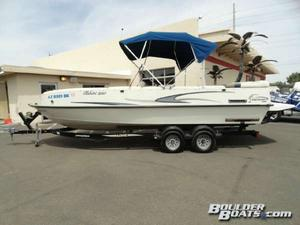 Used Lowe Suncruiser Tahiti 220 Deck Boat For Sale