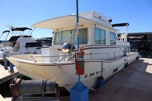 Used Holiday Mansion Barracuda Houseboat House Boat For Sale