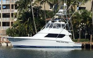 Used Hatteras 65 Open Bridge Sports Fishing Boat For Sale
