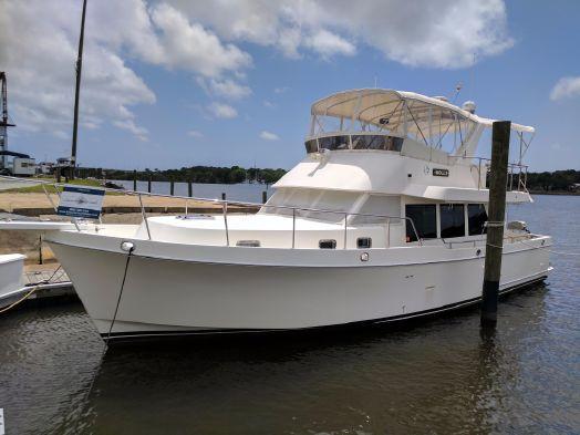 Used Ocean Alexander 48 Sedan Motor Yacht For Sale