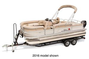 New Sun Tracker Party Barge 22 DLX Pontoon Boat For Sale