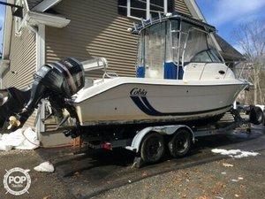 Used Cobia 250 WA Walkaround Fishing Boat For Sale