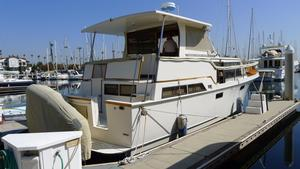Used Roughwater 42 Pilothouse Motor Yacht For Sale