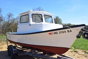 Used Williams Marine 21 Bay Boat For Sale