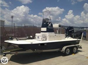 Used Explorer Attack-a-flat Flats Fishing Boat For Sale