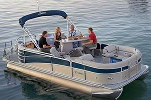 New Berkshire 25E STS Pontoon Boat For Sale