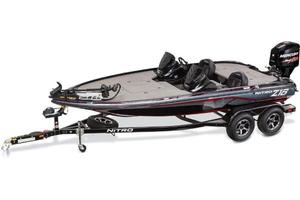 New Nitro Z18 Bass Boat For Sale