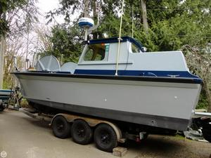 Used Modutech 26 Cruiser Boat For Sale