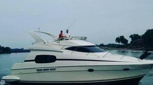 Used Silverton 410 Sport Bridge Cruiser Boat For Sale
