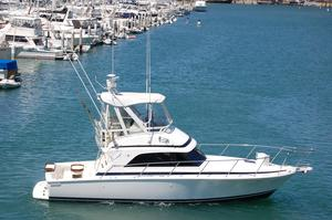 Used Bertram Convertable Sports Fishing Boat For Sale
