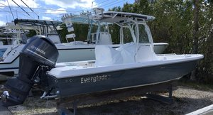 New Everglades 243 CC Center Console Boat For Sale