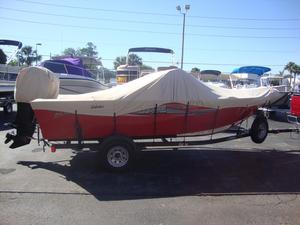 Used Lowe Pro 16 Aluminum Fishing Boat For Sale