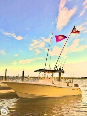 Used Key West 268 CC Bluewater Center Console Fishing Boat For Sale