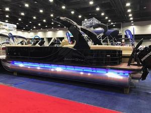 New South Bay 525RS DC ARCH Pontoon Boat For Sale
