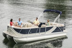 New South Bay 525CR Pontoon Boat For Sale