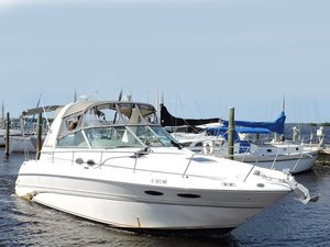 Used Sea Ray Sundancer 310 Cruiser Boat For Sale