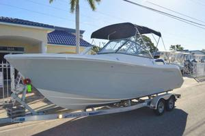 New Cobia Boats 220 Dual Console Dual Console Boat For Sale