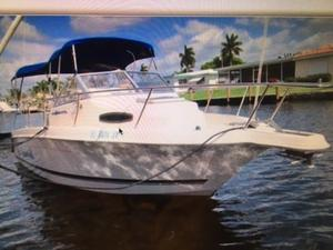 Used Wellcraft 24 Walkaround Center Console Fishing Boat For Sale