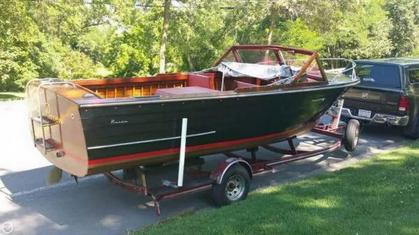 Used Century Raven Antique and Classic Boat For Sale