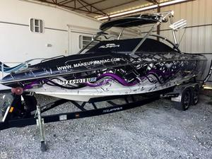 Used Supra 24 Launch SSV Ski and Wakeboard Boat For Sale