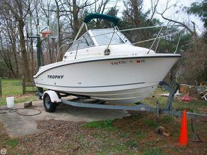 Used Trophy 1952 WA Walkaround Fishing Boat For Sale