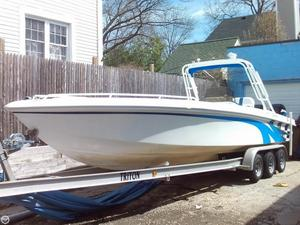 Used Renegade 29 CC High Performance Boat For Sale