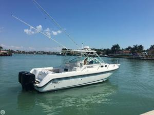 Used Boston Whaler CONQUEST 285 Walkaround Fishing Boat For Sale